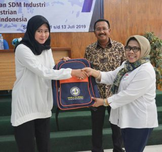 Program Pelatihan Vokasi Guru Produktif SMK Kementerian Perindustrian