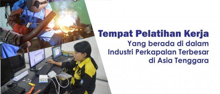 Pelatihan di PUSDIKLAT PAL Indonesia